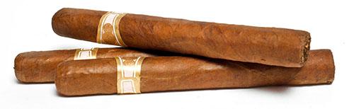 Le cigare fut un des premiers objets publicitaires